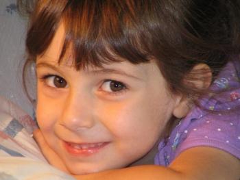 Kayla in 2004