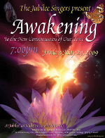 Awakening concert at Jubilee! May 2009