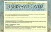 Handwoven Webs